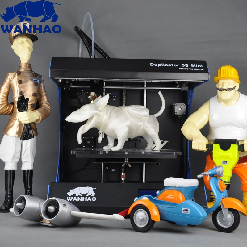 wanhao full color 3d printer high quality professional printer low