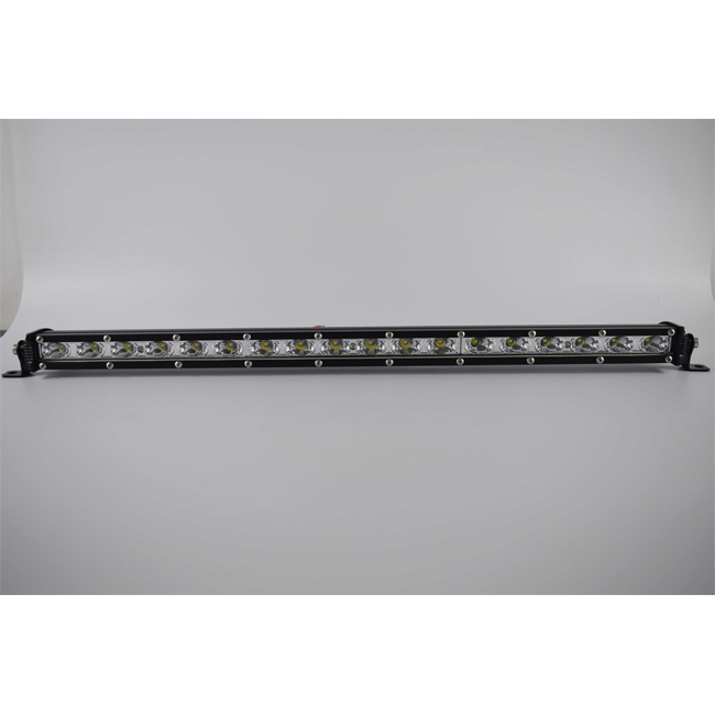 54W <strong>C</strong> REE LED light bar ultra slim spot driving light bar