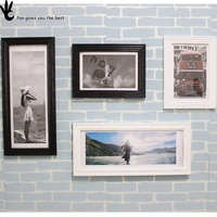 Pan Wholesale custom digital wooden frames photo picture frame