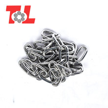 Chinese well-known supplier big round stainless steel link chain