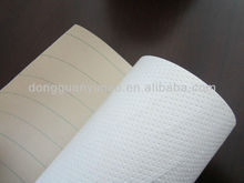 China Manufacturer Hydrophobic Wood Pulp nonwoven fabric for Diesel Filters