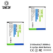 mobile phone li-ion battery pack for samsung s3 mini i9300 battery free shipping