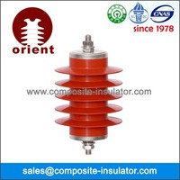66kv zno surge and lightning arrester insulator