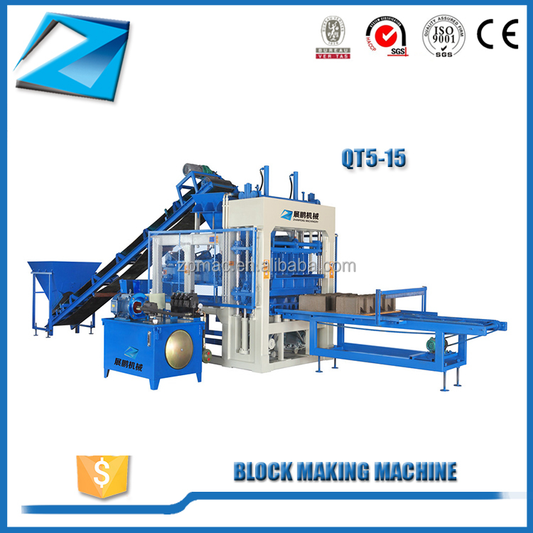 High Quality Brick Making Machine Equipment Price List With Great Price
