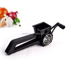 Fashion Design Manual Plastic Cheese & Vegetable Rotary Grater Cooking Baking Tools