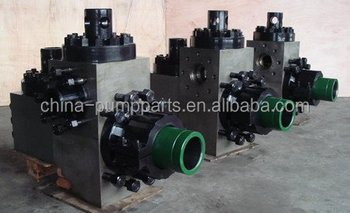 oilfield triplex mud pump modules