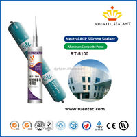 RT-5100 silicone sealant for stainless steel
