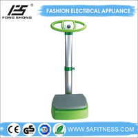 2015Canton fair best selling products slim machine vibration with CE,ROHS and GS