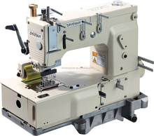 KANSAI MODEL BS-1408P 8 NEEDLE DOUBLE CHAIN STITCH SEWING MACHINERY, FLAT BED MULTI NEEDLE INDUSTRIAL SEWING MACHINE PRICE