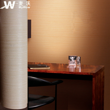 solid color vinyl wallpaper for hotels bedroom