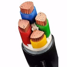 3 Core Armoured Cable LV MV Power Cable with Copper Conductor PVC/XLPE Insulation SWA Armoured Power Cable