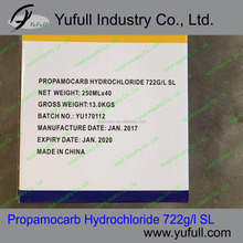 Propamocarb (Hydrochloride ) ,72.2%SL Fungicide best quality