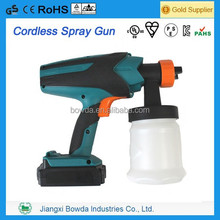 2015 Newest Portable Electric Paint Spray Gun