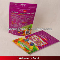 bird food pouch directly from CHinese Linyi Factory