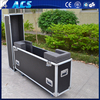 ACS Flat Screen Plasma TV Flight Case with Casters Road Trunk Flight Case