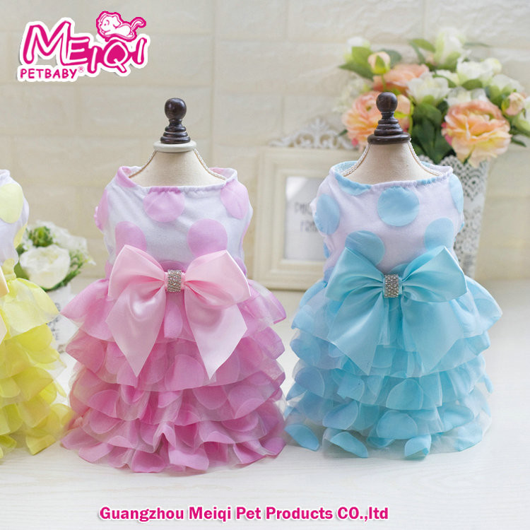 Pretty Pet Clothes Dress Dog Flower Dress Home Of Pet Brand Fashion Pet Dress