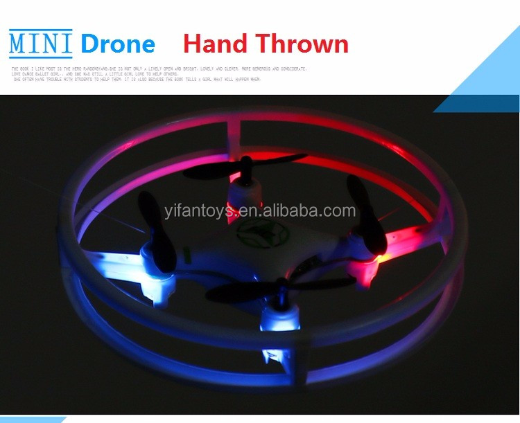 Newest and Cheapest Price Nano RC Quadcopter UFO 2.4G 4 CH RC flying mini Phantom drone Professional Kit