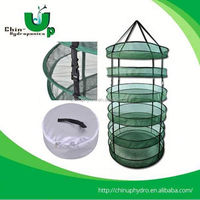 6 Plant Detachable plant greenhouse dark room Layer Drying Net/new fishing lures for 2014