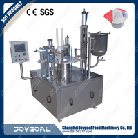 Joygoal - factory cup price pouch packing machine milk cup filling machine yoghurt cup filling machine