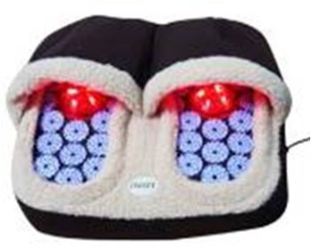Electric Vibrating Foot Massager with Heat