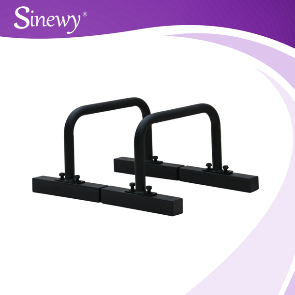 Gym Training Parallettes,New Push Up Bar,Lebert Equalizer, Dip Station