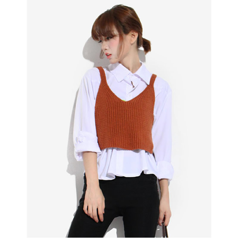 Cheap Knit Vest Women, find Knit Vest Women deals on line at ...