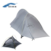 1 Person Aluminum 3 Season Silicone Coating Nylon Ultra Light Backpacking Small One Man Single Trekking Tourist Camper Tent