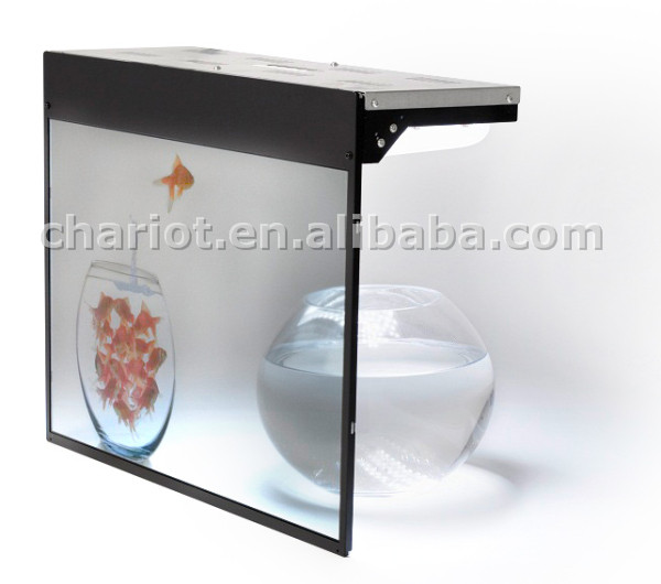 ChariotTech best price wonderful transparent lcd panel for advertising display,window display