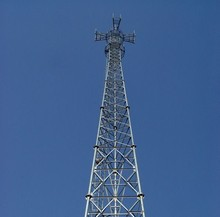 3 legs Self Supporting Telecom Tower with new design