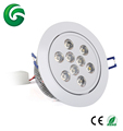 RGB+W remote controlled LED Ceiling light approve CE RoHS