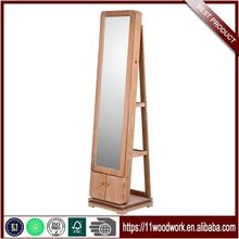 Latest Technology Classic Stand Mirror Jewelry Armoire