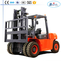 Side Loading Forklift 5t 6t 7t
