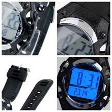Digital LCD Display Alarm Hot Sale Vogue Fashion Watch Wrist Watch Brand New