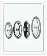 wheelchair rims