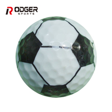 free samples large urethane golf balls with custom printing money and football shaped anti stress ball