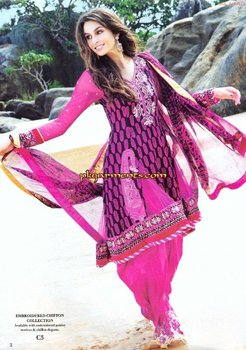 Gul Ahmed Summer Lawn Collection 2012 Volume 2