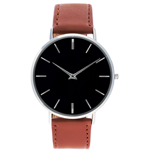 Waterproof Wristwatches Classic Design Japan Movement Simple Watches Men Watch