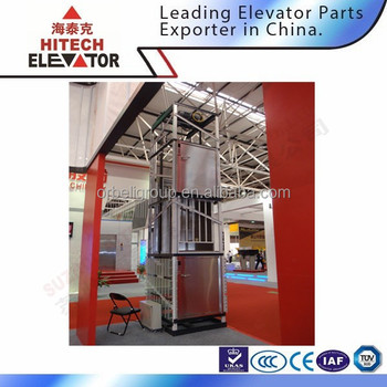 Kitchen Commercial Food Elevator/smart type/easy installation