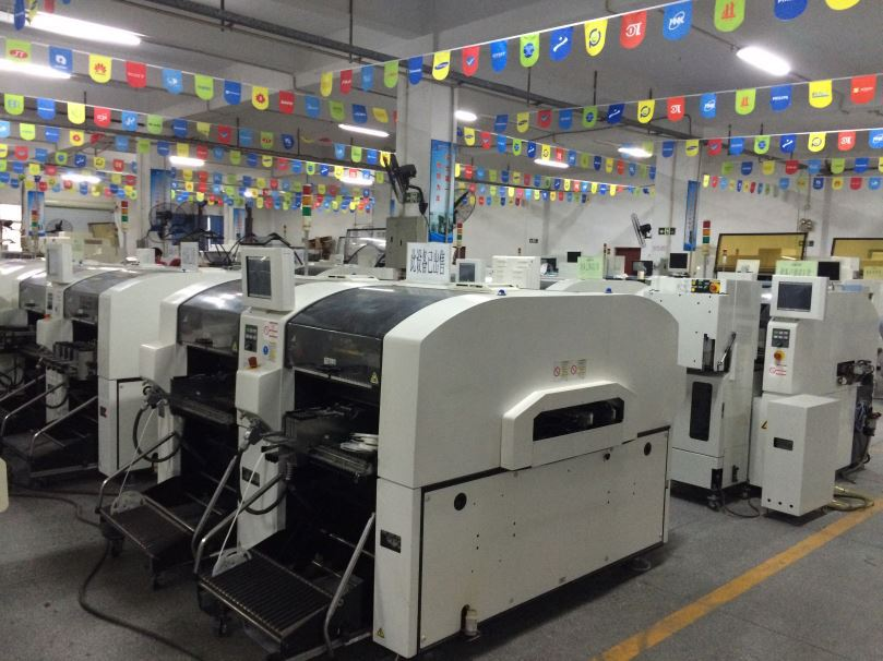 JAPAN MADE Yamaha Renewed Low Cost Smt Production Line