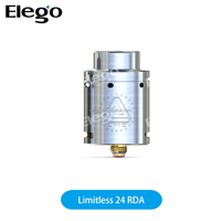 Alibaba express ijoy Limitless 24 RDA with Factory Price Hot selling