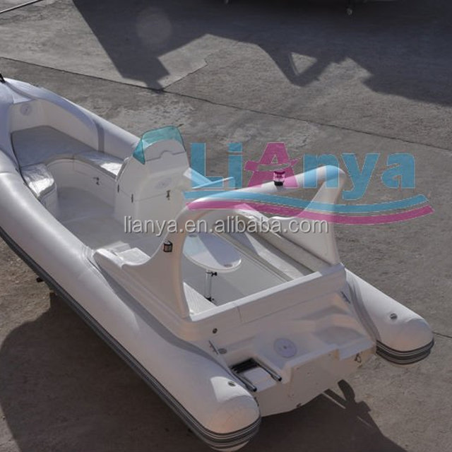 Liya 19ft sailing catamaran for sale inflatable rescue boat