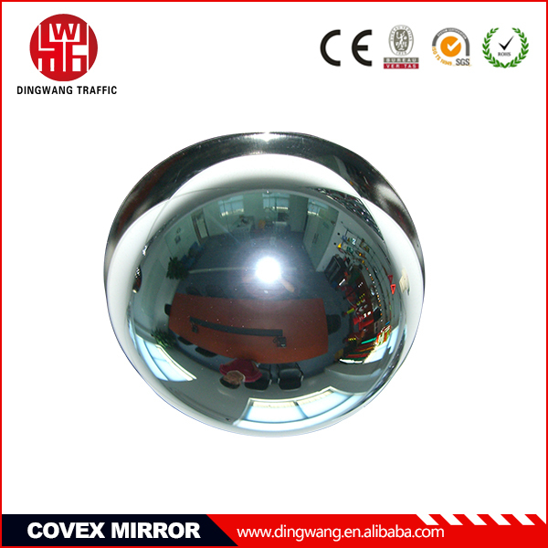 Full Dome Traffic Convex Mirror