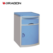 DW-1603 Cheap ABS plastic hospital classic bedside table