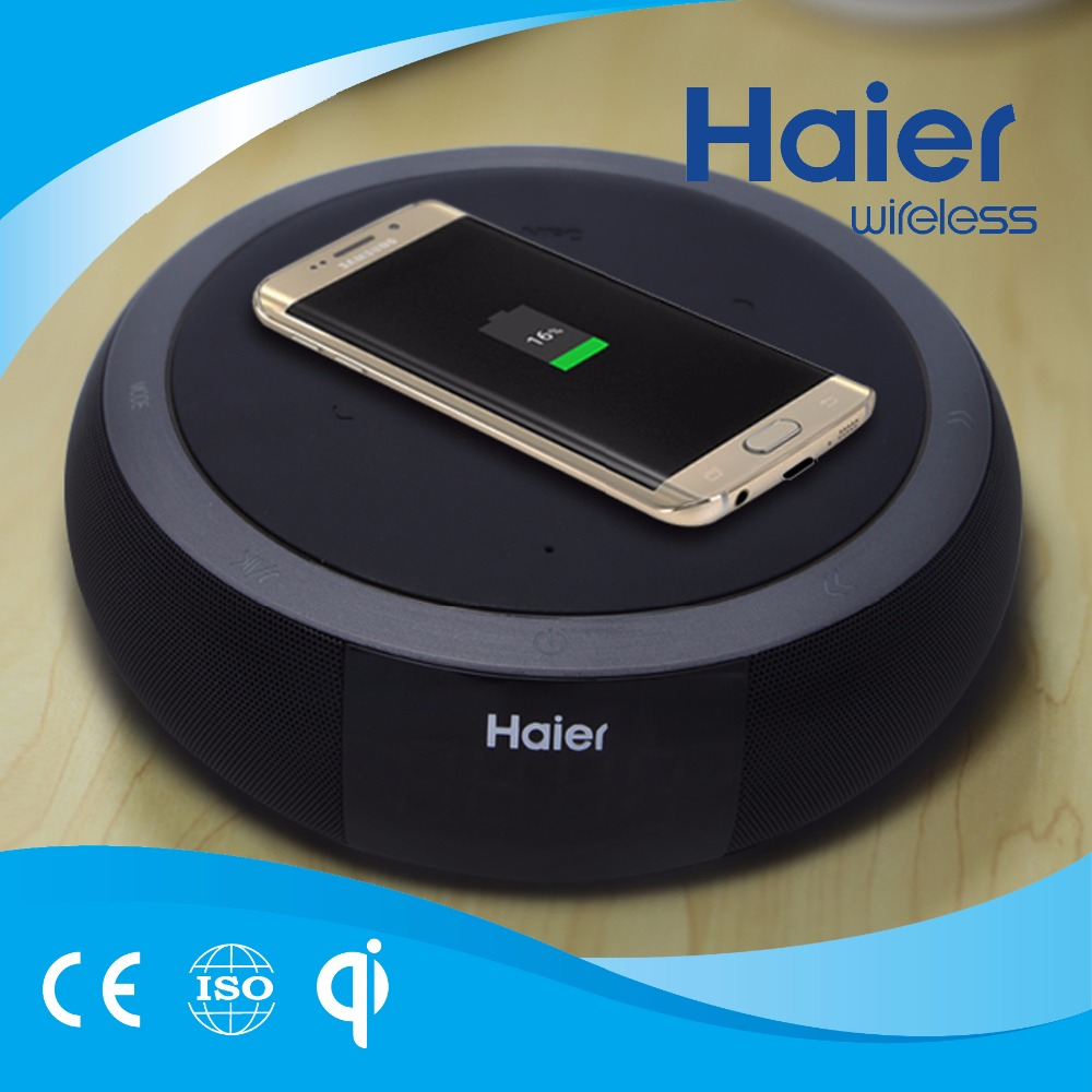 Wholesale Universal Wireless Charging Bluetooth Speaker by Haier