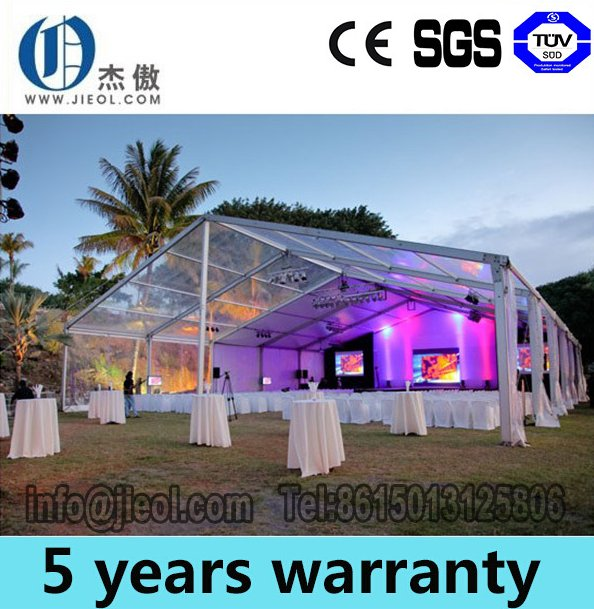 500 square meter wedding party tent with aluminum frame