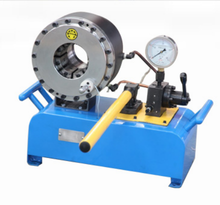 Manual or Automatic hydraulic hose pipe crimping machine/ hose crimper for sale
