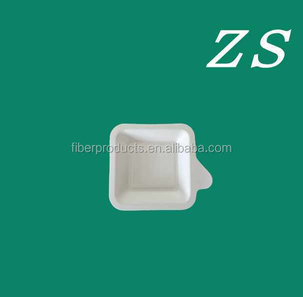 qualitier tableware biodegradable tray