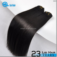 New Beauty Golden Supplier Good Feedback Unprocessed No Shedding No Tangle 100% brazilian virgin natural coarse yaki
