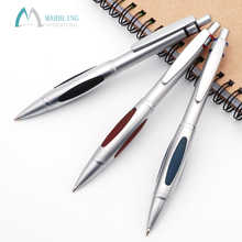 Best Promotion Click Pen Metal Body Bulk Ballpoint Pens MR009B-2