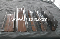 Cheaper High Quality Hot Rolled Galvanized Steel High Hat Furring Channel
